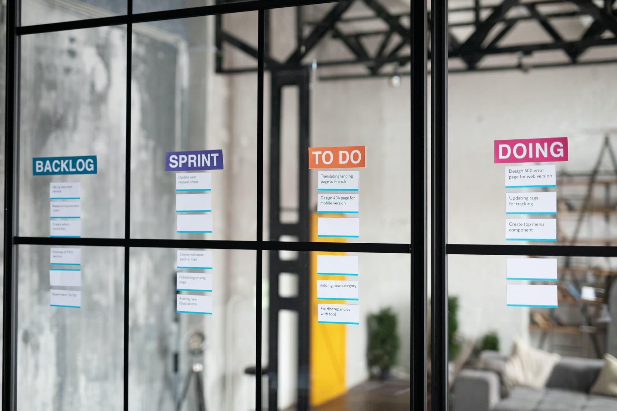 Planning Board in Office